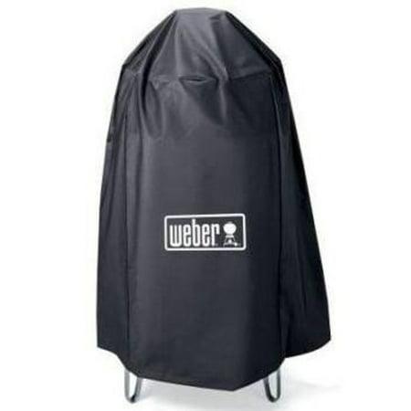 Weber Smoky Mountain >> Genuine Weber Smokey Mountain 18 5 Cover For 97201