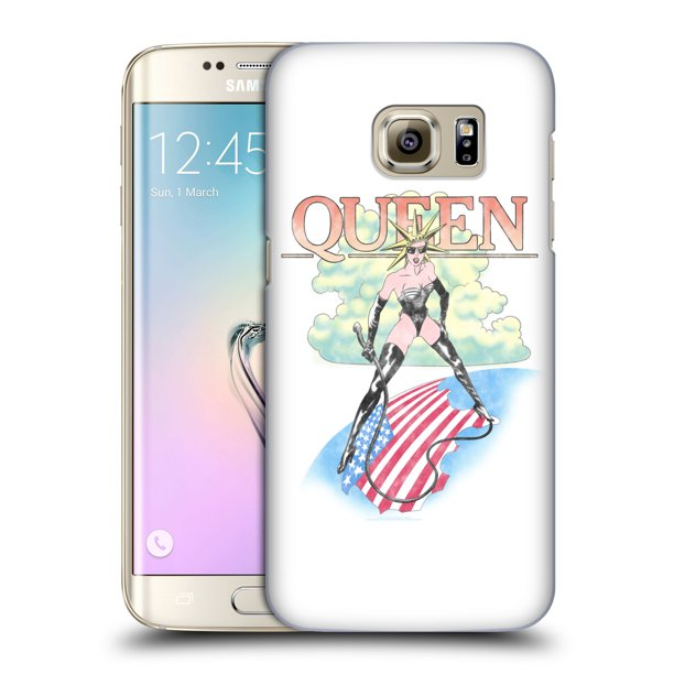 OFFICIAL QUEEN KEY ART HARD BACK CASE FOR SAMSUNG PHONES 1