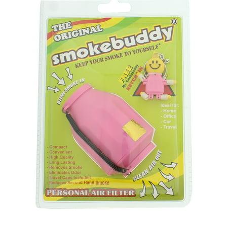 Smokebuddy Personal Air Purifier Cleaner Filter Removes Odor Original