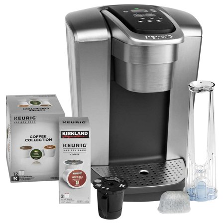 keurig k-elite c single serve coffee maker, 15 k-cup pods and my k ...