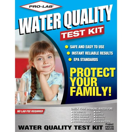 PRO-LAB Water Quality Test Kit ()