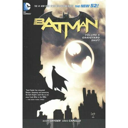 Batman 6: Graveyard Shift by