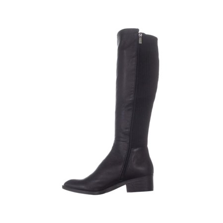 Kenneth Cole New York Levon Block Heel Boots, Black - image 2 de 6