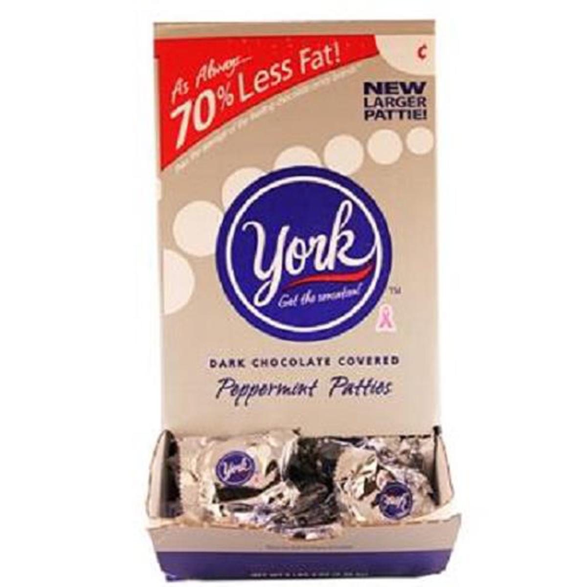 YORK PEPPERMINT 0.48 oz Each ( 175 in a Pack )
