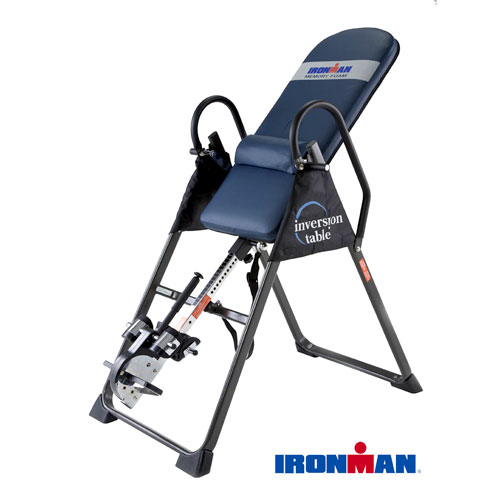 IRONMAN Gravity 4000 Highest Weight Capacity Inversion Table by World Triathlon Corporation