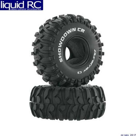 Duratrax C4019 Showdown CR 1.9 inch Crawler Tire C3 (2) ()