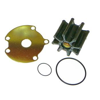 Mercruiser Raw Water Pump - Raw Water Pump, Impeller Kit Mercruiser V6 V8 w/1 Pc Hsg 2 5/8