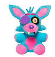 Funko Plush: Five Nights at Freddy's - Foxy Blue Blacklight
