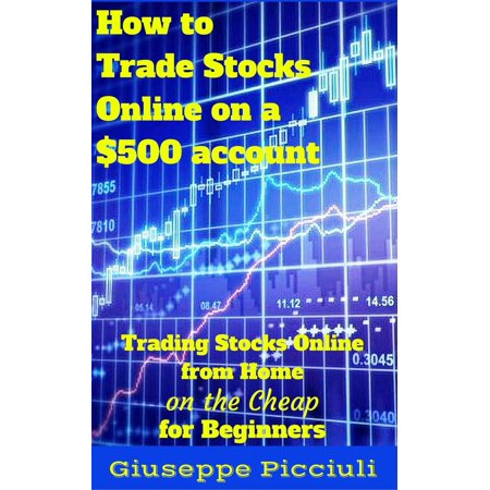 How to Trade Stocks Online on a $500 account - eBook (Hands On Trade)