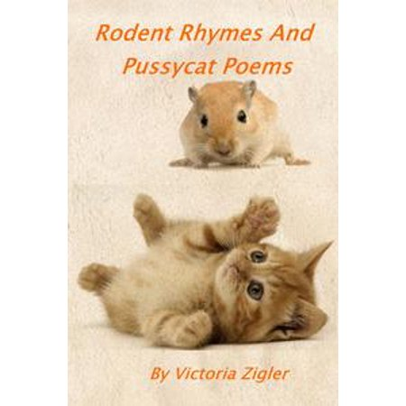 Rodent Rhymes And Pussycat Poems - eBook