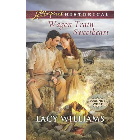 Heart Trains - Wagon Train Sweetheart - eBook