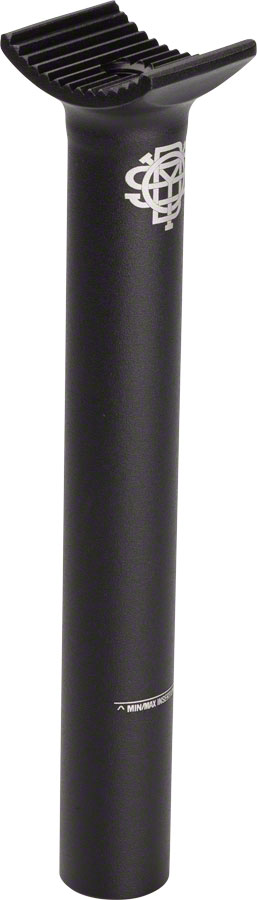 NEW Odyssey Pivotal Seatpost 300mm Black