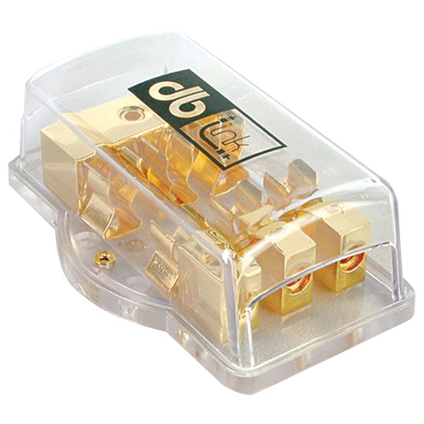 3 position fuse box brand new db link fb438 gold 3 position agu fuse block walmart com  fb438 gold 3 position agu fuse block