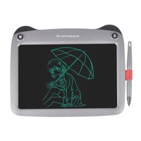 Enotepad 9 Inch LCD Writing Tablet Untra-thin Electronic Graphics Drawing Board Cute Handwriting Pad with Stylus Erase Lock Button for Children Students Adults Family Home Office School Use