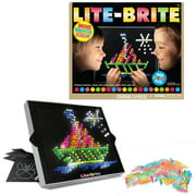 Lite Brite Ultimate Classic With 6 Templates And 200 Colored Pegs