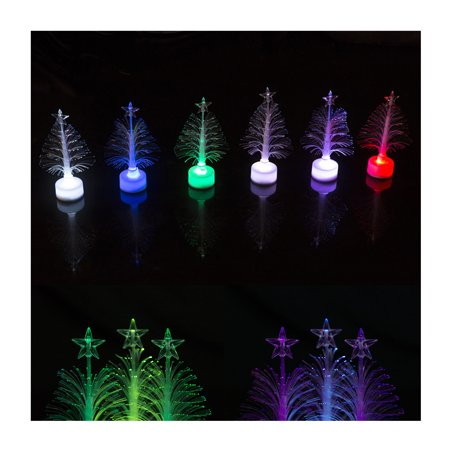 Festive Decorations - NEW LED LIGHT CHRISTMAS DECORATION  XMAS TREE BAUBLES STAR FESTIVE GIFT +Buckle