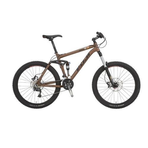 2010 Fuji Thrill LT 1.0 All-Mountain Bike 26in SLX 9s 150mm Hydro Disc XS