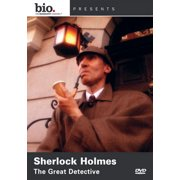 Biography: Sherlock Holmes, The Great Detective (DVD) by A&E Home Video