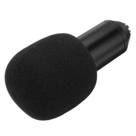 Condenser Microphone Mic Clip Studio Audio Recording Table Arm Stand Set Gift - image 2 de 12
