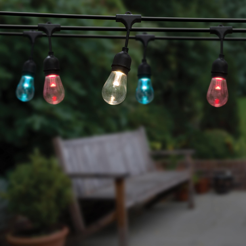 24 Ft Multi-Color String Light Kit