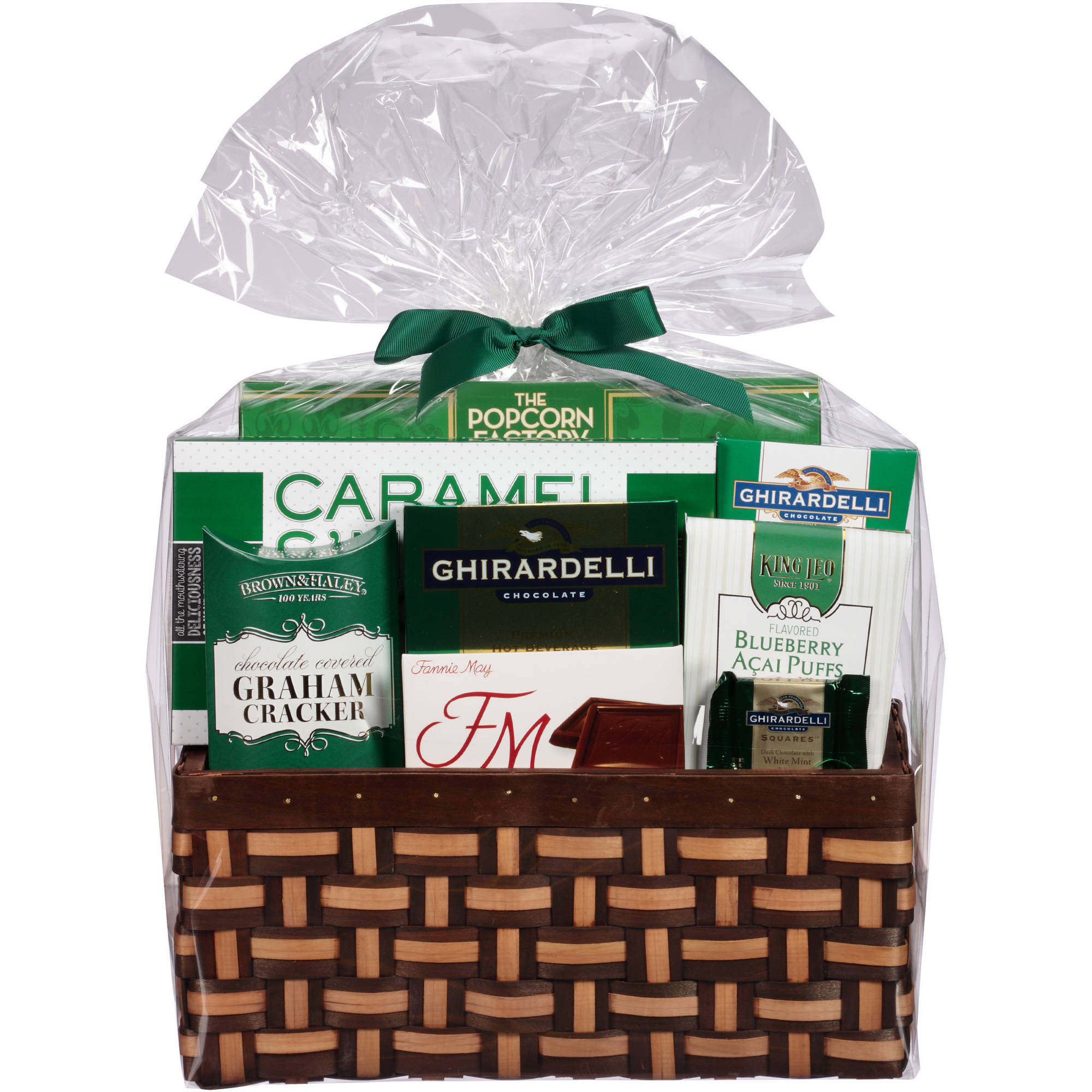 Holiday Snack Gift Set, 8 pc