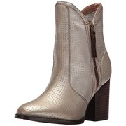 Seychelles Women's Around The World Ankle Bootie, Silver, 9.5 M US