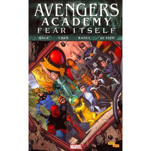 Fear Itself: Avengers Academy