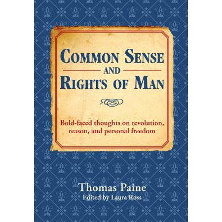 Common Sense and Rights of Man - eBook
