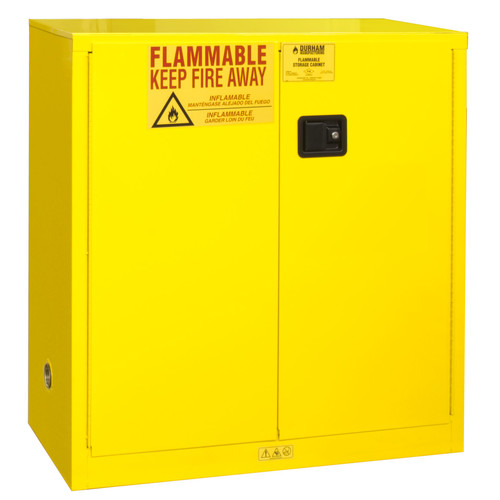 Durham Manufacturing Flammable Safety Manual Door Cabinet