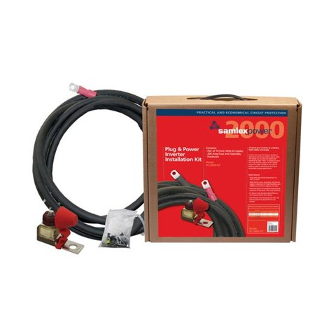 Samlex DC-2000-KIT 2000W Inverter Install Kit - image 1 of 1