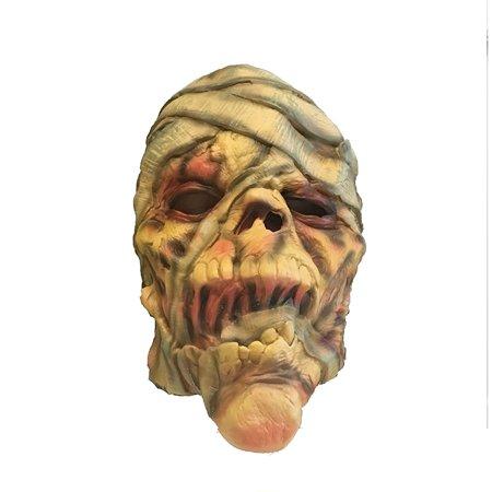 Rubies Mens Mummy Mask Halloween Costume One Size Adult