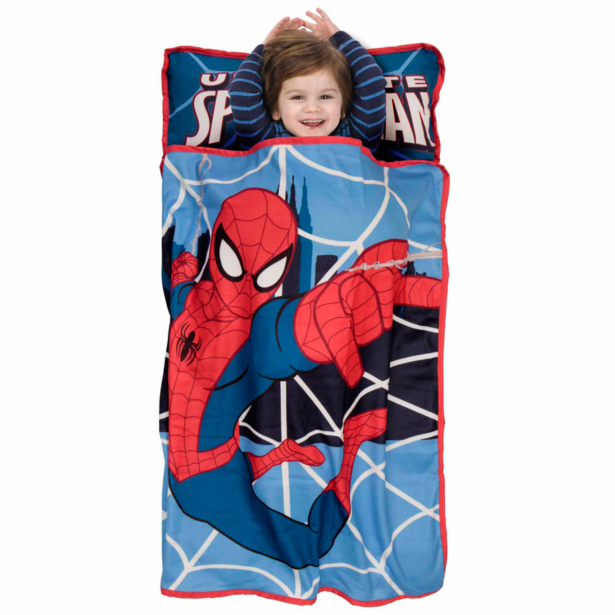Spiderman Toddler Nap Mat
