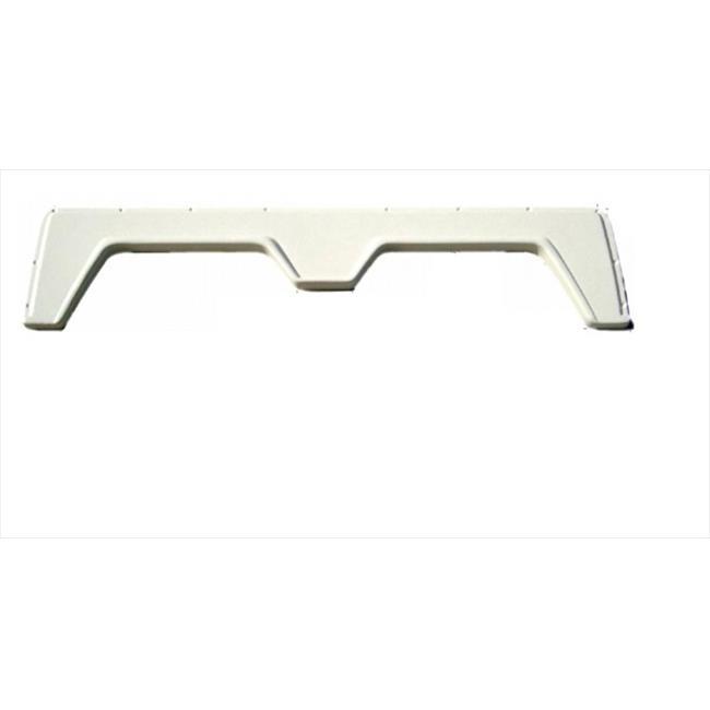 ICON 412 Tandem Fender Skirt, Polar White - image 1 de 1