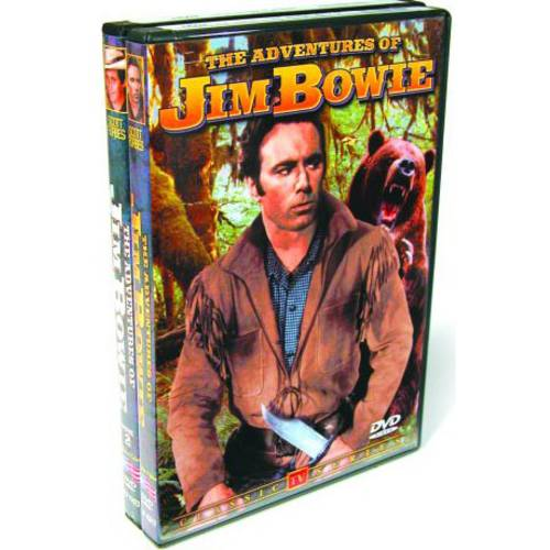 The Adventures Of Jim Bowie: Volumes 1 & 2