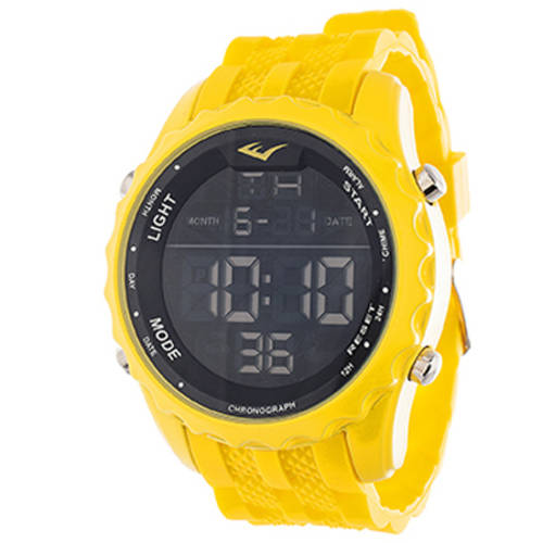 Everlast Men's Digital Watch, Yellow