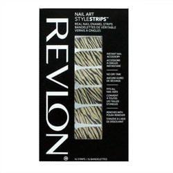 Revlon Nail Art Style Strips (Halloween Style Nails)