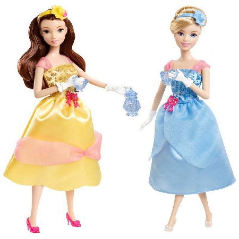 Disney Princess Tea Time Dolls