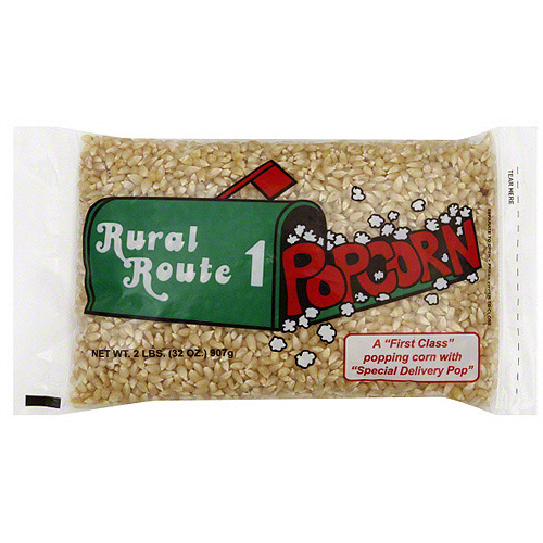 Rural Route, 1 Popcorn White Popcorn, 32 oz (Pack of 12)