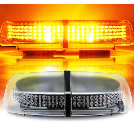 Vehicle Strobe Lights >> 240 Led 7 Flash Modes Emergency Warning Strobe Light Breakdown Hazard Flash Beacon Lights Bar Caution Warning For Car Vehicle Van Truck Suv