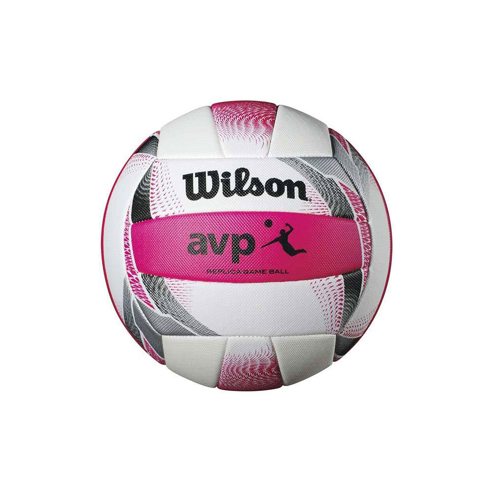 Wilson AVP II Replica Beach Volleyball - Pink