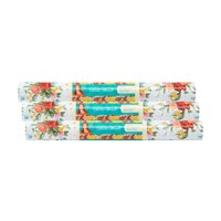 Pioneer Woman Non-adhesive Shelf Liner - 3 pack, 20 In. x 6 Ft. (Multiple Patterns)