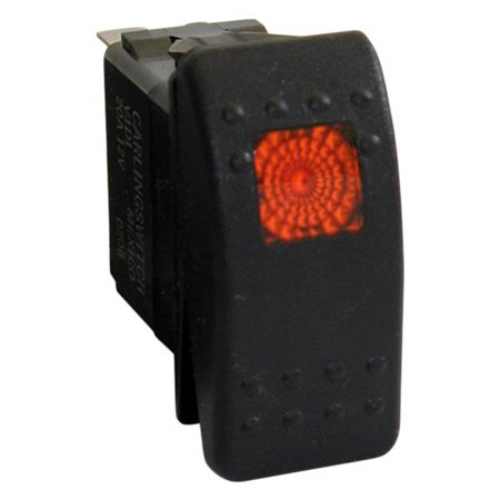 Moroso 97543 Replacement Lighted On & Off Switch - Red - image 1 of 1