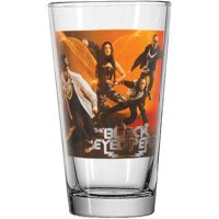 Black Eyed Peas Pint Glass by Boelter