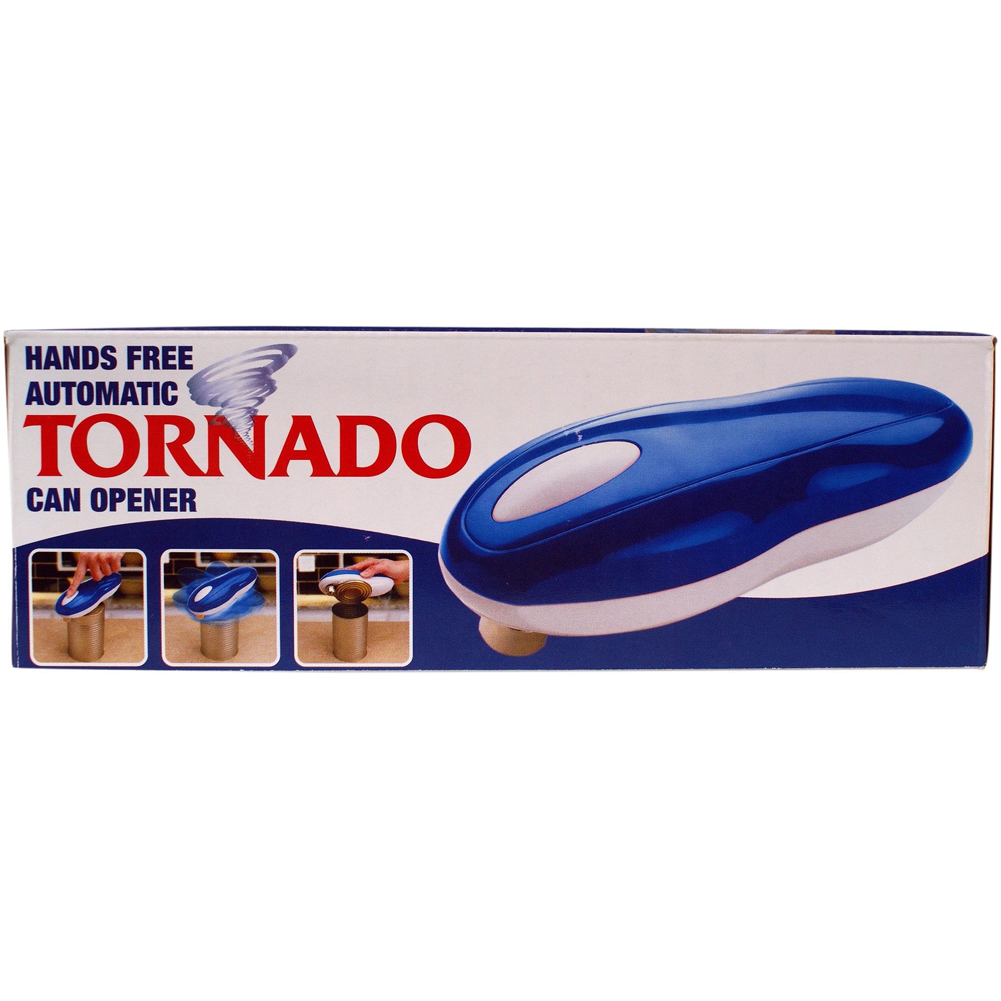 As Seen on TV Tornado Can Opener