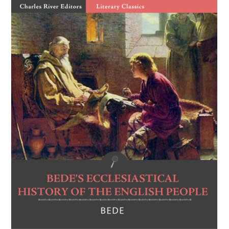 Bede's Ecclesiastical History of the English People - eBook (English Class Halloween History)