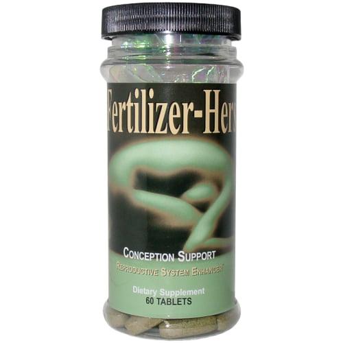Maximum International Fertilizer-Hers Conception Support - 60 Tablets