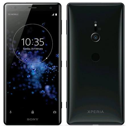 Sony Xperia XZ2 | 64GB 4G (GSM UNLOCKED) Smartphone (Certified