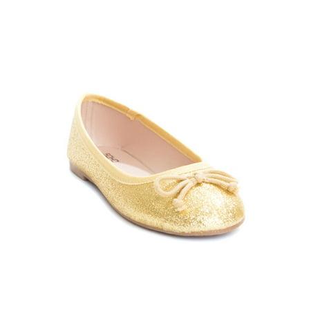 a41adf1d5c Soho Kids Toddler Little Kids Glitter Dress Shoe Flats