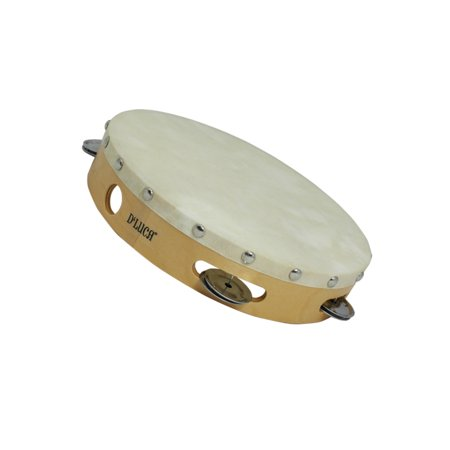D'Luca Tambourine 9 Inches with