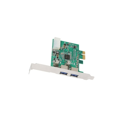Acomdata SuperSpeed USB 3.0 PCI Express Card 2 Port ADPU3-PCIX